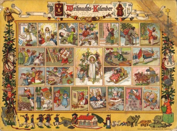 1 the history of advent calendars doing history in public