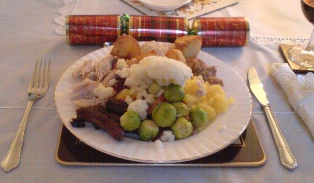 ChristmasDinnerScotland