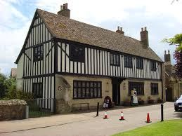 Oliver cromwell house