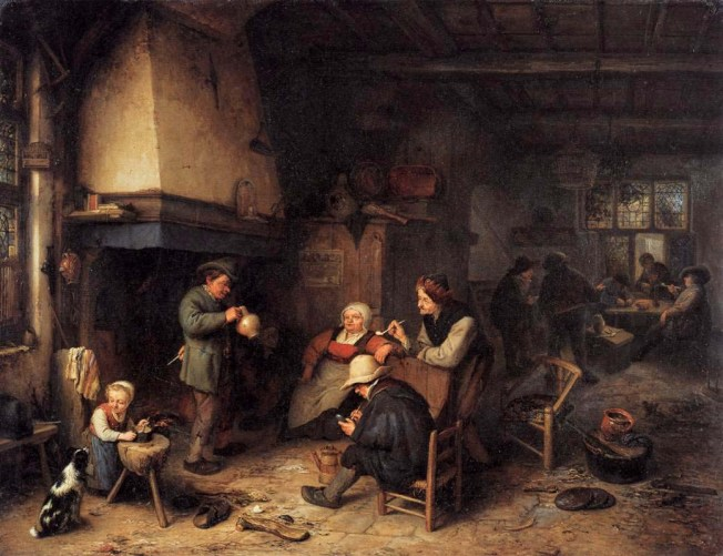 peasants_in_an_interior_1661_adriaen_van_ostade