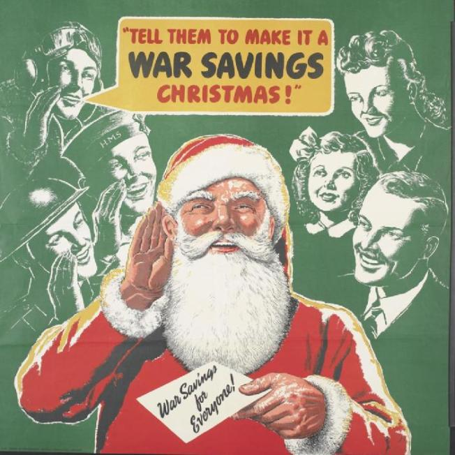 27tell_them_to_make_it_a_war_savings_christmas2127_art-iwmpst16433