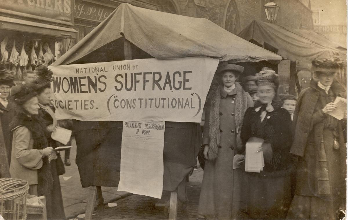 Marking The Women Suffrage Centenary Cambridge