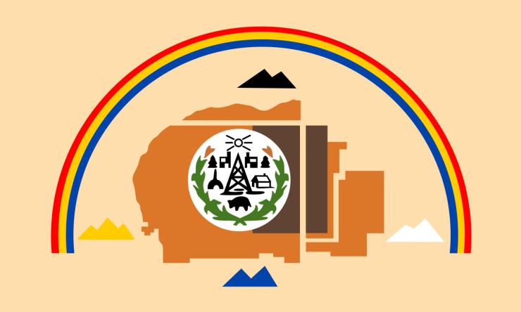 flag navajo